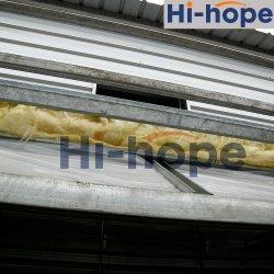 Pollame commerciale caldo proteggere Pollo Fattoria costruzione di Case piatte per Vendita