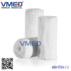 良質および低価格の100%の未加工綿の医学の製品、供給の綿のガーゼロール製造業者、医学の吸収性のガーゼロールの吸収性のガーゼロール