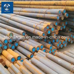 Warm gewalztes ASTM 52100/schmiedete Legierungs-Peilung-runde Stahlstäbe