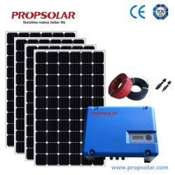 Propsolarの太陽動力を与えられた浸水許容の水ポンプは農業システム15kwのためにセットした