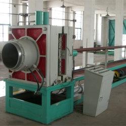 Gewundenes flexibles Metallgefäß, das Maschine herstellt