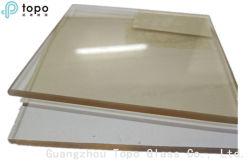 3,3 mm en verre borosilicaté, feuilles de verre flotté de tasse de thé (S-BC)