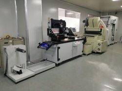 Roll Silk Screen Printing Machine紫外線Curing System Hot Air Dryerへの自動Roll