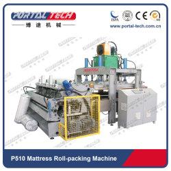 Machine van de Verpakking van het Broodje van het Kompres van de matras de Vacuüm voor Schuim, Latex, de Matras van de Lente van de Zak