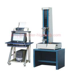 Material Universal controlado por computador máquina de ensaio de rotura de compressão