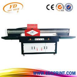 新しい木製機械紫外線LED印刷の技術によって使用される大きいフォーマットの平面プリンター