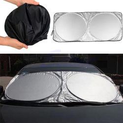 Het auto UVBlok die van de Auto het Zonnescherm van de Auto vouwen