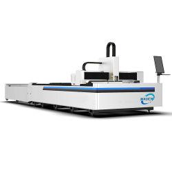 Métal CNC laser à fibre Machine de découpe de la faucheuse de fabrication 700W/1 kw/1,5 W/2kw, IPG, Raycus de puissance pour acier inoxydable 2,5 mm/cuivre/aluminium/acier au carbone