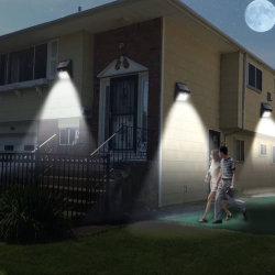 Солнечная светодиодные индикаторы для использования вне помещений для патио, дека, во дворе, саду