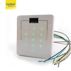 Индикатор цифровой дисплей с сенсорным экраном для платы контроллера доступа