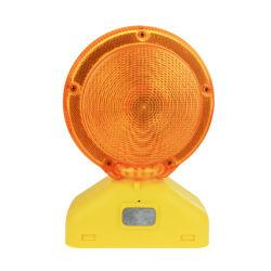LED-Verkehrs-warnende Barrikade-Licht-Lampe