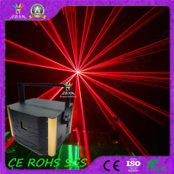 Ночной клуб DJ Disco этапе лазерной печати RGB 5 Вт