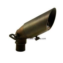 Paysage en laiton antique Cast Dispositif d'éclairage Spot LED MR11 Lampe