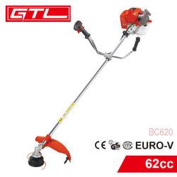 園芸工具2の打撃62ccガソリン力の携帯用ブラシカッターの草のトリマー