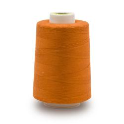 多彩なファイバー材料100%年のポリエステル縫う糸