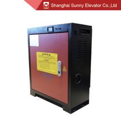 Dispositivo de nível de falha de alimentação do elevador / partes separadas de elevação
