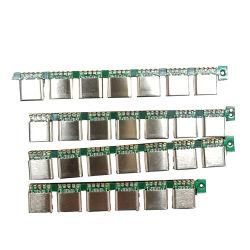 Conexión USB Tarjeta de circuito impreso PCB servicio de la población con el proceso de montaje de la placa PCB