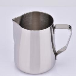 Bom café em aço inoxidável leite puxe o potenciômetro de leite das Flores