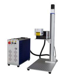 Fibre/CO2/UV 3W 5W 10W 355nm marqueur laser de marquage Portable graveur pour le bois de la machine de gravure de métal/plastique/verre/PE/ABS/Câble électrique/3c Produits
