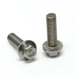 DIN 6921 м8 из нержавеющей стали с шестигранной головкой болт с фланцем