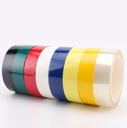 La Chine Fabricant isolement Film polyester Mylar colorés de ruban de masquage