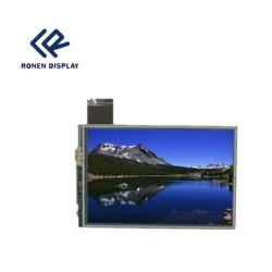 Rg035eqt-07r 3.5のインチTFT LCDスクリーンの小型ビデオ・ディスプレイ