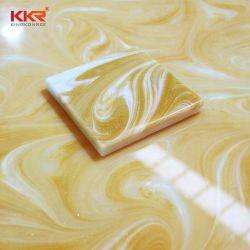 Künstliche Steinacrylbeschaffenheits-lichtdurchlässiges festes Oberflächenpanel