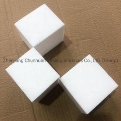 50mm 60mm 80mm de espessura do bloco de PTFE moldadas Virgem Branca folha com o Melhor Preço
