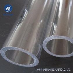 أنبوب مصبوب أكريليك PMMA عالي الجودة مصنوع من البلاستيك الصفي الأنبوب