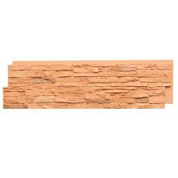 Pannelli in mattoni artificiali impilati in pietra in poliuretano a basso prezzo