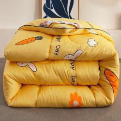 퀸사이즈 침대, 콤포터 세트 침대, 콤포터 퀼트 패치 침대