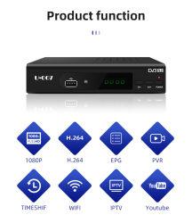 Новые поступления новых Sunplus 1506Max цифровой телевизор HD ресивер спутникового телевидения