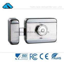 Système de contrôle d'accès de haute sécurité serrure électronique verrou Rim motorisé (TL06-D)