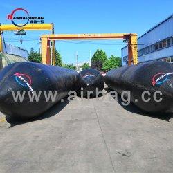 Bateau de pêche et le lancement d'atterrissage navire exporté de l'airbag