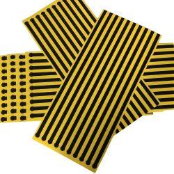 Professioneller Hersteller 30X15cm Einweg-Antistatik ESD Erdung Fersenriemen