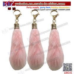 Chaîne de clés de la fourrure de trousseau de promotion des cadeaux de Noël cadeau de promotion Keyholder (G 8031)