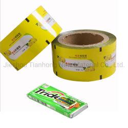 Documento laminato del di alluminio per lo spostamento del burro/formaggio/cioccolato/gomma da masticare