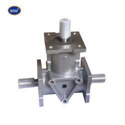 ARA cónico helicoidal de Aluminio serie reductor de velocidad planetario las cajas de velocidades de transmisión