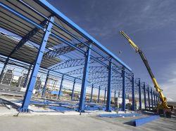 産業用建物金属フレームワークショップスチール構造倉庫