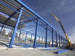 Сегменте панельного домостроения стали структуры склад для строительных материалов