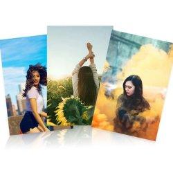 ポスター、ポスター印刷、広告のための壁ポスター印刷をカスタム設計しなさい