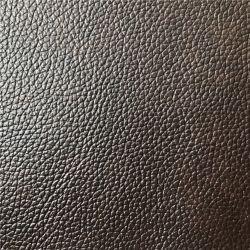 Tissus de gros imitation cuir artificiel PU PVC en cuir synthétique