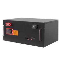 大きい容量の深いサイクル12V 36V 48V 12ah /100ah LiFePO4電池のパック電池