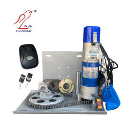 AC 300kg de Elektrische Auto ZijMotor van de Deur van het Blind van de Rol van de Opener van de Deur van de Garage Rolling