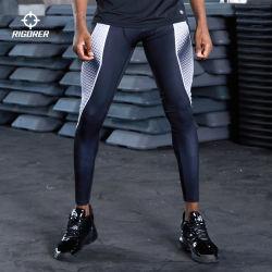 패션 새로운 스타일의 블랙 스포츠 체육관에는 피트니스 타이츠는 착용합니다 남성