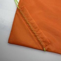 Sacchetto di Drawstring della fragola del taffettà di marchio 190t di stampa