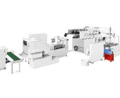 Vollautomatische Papiersäcke mit Handgriffen Produktionsmaschine