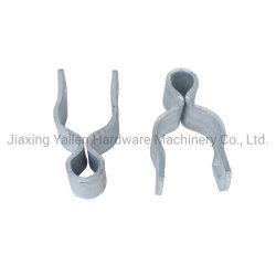 """As conexões de cerca 1-5/8""""X5/8"""" da dobradiça da tampa fêmea para aço galvanizado/Acessórios da Barragem"""