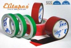 Fundido Sovlent Elitape dobles caras tejido base agua base de espuma de OPP de cintas de Pet