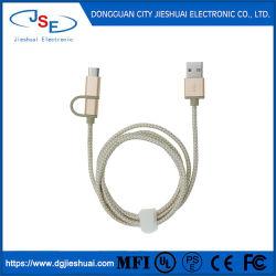 Freier Verschiffen LED Mikro-USB-Typ C magnetisches aufladenusb-Kabel